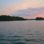 #LakeLanierSunset